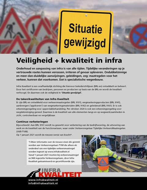 InfraKwaliteit advertorial Virumedia